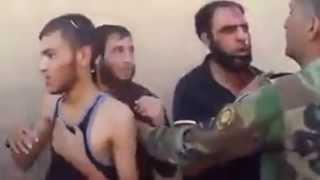 getlinkyoutube.com-kurdish peshmarga.. catching 3 ISIS rats