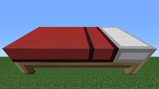 getlinkyoutube.com-Minecraft Tutorial: How To Make A Bed Statue