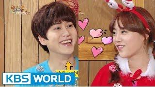 getlinkyoutube.com-Happy Together - So Yujin, Shoo, Heo Youngji, Kyuhyun & more! (2015.01.15)