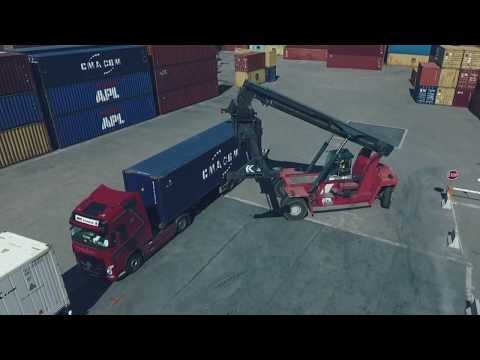 LIEGE CONTAINER TERMINAL