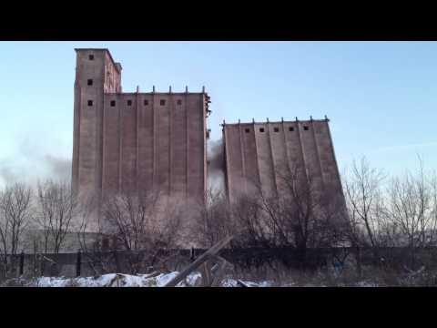 Взрыв мелькомбината в Калуге (Часть 2) - Неудачно