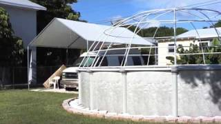 Pool Igloo video YouTube