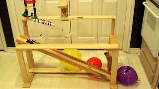 Easy Compound Machine Science Project http://www.youtube.com/user/lrayford1/videos