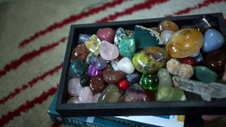 getlinkyoutube.com-Belajar Kristal Edisi Tumbled Stones