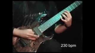 getlinkyoutube.com-세상에서 가장빠른 기타연주