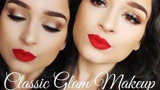 getlinkyoutube.com-Holiday Glam Makeup Tutorial   Jenn Lee   Tartelette In Bloom Palette