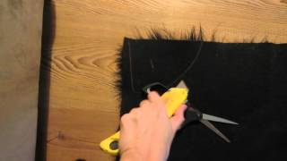 getlinkyoutube.com-Making A Fursuit Tail