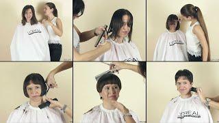 getlinkyoutube.com-Hair2u - Rinalda Pixie Haircut Preview