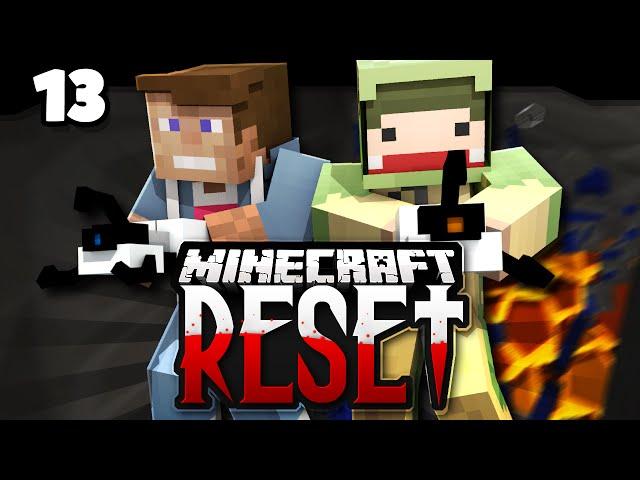 Minecraft RESET #13 | ICH BIN DUMM! | unge & Dner