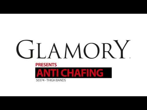 Glamory Anti Chafing Thigh Bands - Plus Size Product Video