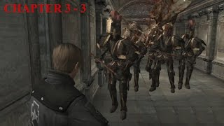 getlinkyoutube.com-Resident Evil 4 - Story (Welcome To Hell) Mode - Chapter 3-3 (New Game - Professional) HQ
