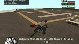 GTA SECRETS 27 :cleo mods: (part 16) / JUMPER /