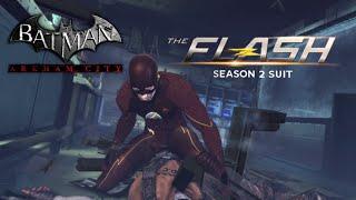 getlinkyoutube.com-SKIN; Batman; Arkham City; CW Flash Season 2 Suit
