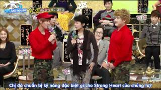 getlinkyoutube.com-[Vietsub by SuJu Box @ KST] Strong Heart Ep 62 (Super Junior cut) - 1/2