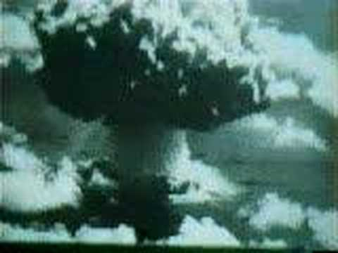 Atomic Bomb Explosion : US Weapons of MASS Destruction