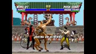 getlinkyoutube.com-TAS/TAP N64 Mortal Kombat Trilogy - Ermac Playthrough by Dark Noob