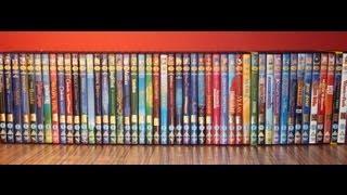 getlinkyoutube.com-My Disney Classics DVD Collection Overview (December 2012)
