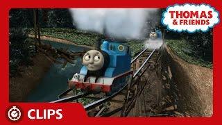 getlinkyoutube.com-Thomas & Friends UK: Thomas & Edward Arrive at Misty Island