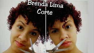 Corte - Cacheado/Crespo - Brenda Lima