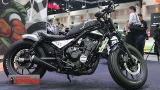 getlinkyoutube.com-Rebel 500 220,000 บาท RC213V-S 8,700,000 บาท เปิดจอง Uncommon 200 คัน 237,000 : motorcycle tv