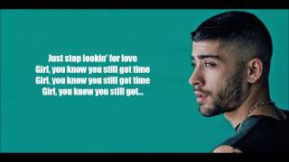 ZAYN - Still Got Time (Lyrics)