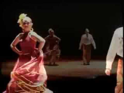 Joropo Venezolano Pareja Baile