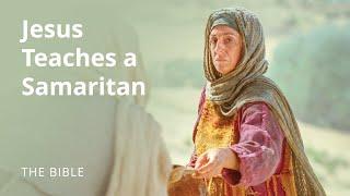 getlinkyoutube.com-Jesus Teaches a Samaritan Woman