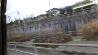 getlinkyoutube.com-東武9000系 側面展望 菊名→明治神宮前(東横線特急・副都心線急行) 9105編成