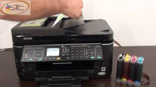 getlinkyoutube.com-Multinfuncional Epson Stylus Office TX620FWD con Sistema de Tinta Continua STC