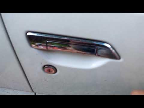 Шумоизоляция дверей Nissan Bassara