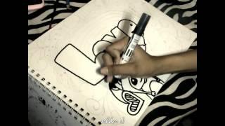 getlinkyoutube.com-Doodle Art (Time Lapse)