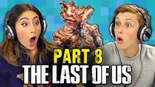 getlinkyoutube.com-THE LAST OF US: PART 8 (Teens React: Gaming)
