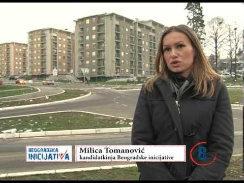 Milica Tomanović o naselju Stepa Stepanović