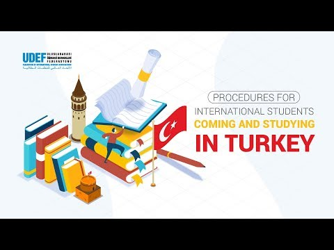 Educatuonal Compass for International Students in Turkey