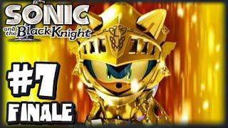 getlinkyoutube.com-Sonic & the Black Knight - (1080p) Part 7 FINALE - Dark Queen