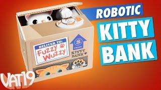 getlinkyoutube.com-The Fuzzy Wuzzy Kitty Cat Bank