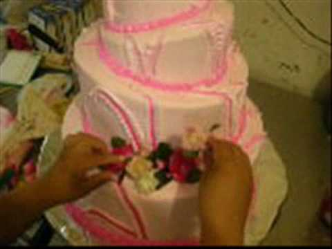 pastel chueco .torta chueca merengue