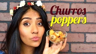 getlinkyoutube.com-CHURROS POPPERS RELLENOS | MUSAS