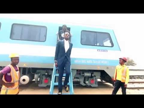 DBanj NYPD Train Ride with Wande Coal and Oritse Femi