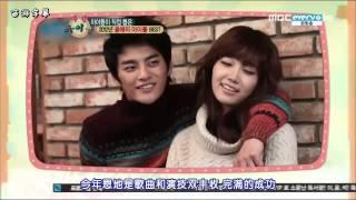getlinkyoutube.com-【中字】121219 MBC Every1 一周偶像 2012年年度偶像排行 cut 2/2