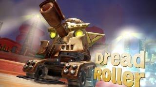 getlinkyoutube.com-Skylanders Superchargers (Wii U) Walkthrough Part 13 - Ridepocalypse Derby (2 Player)