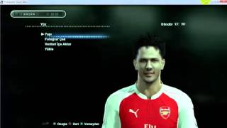 Mohamed Elnenny Pes 2013 new face and hair 2016