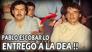 Cuando Escobar TRAICIONO A SU SOCIO (CARLOS LEHDER)