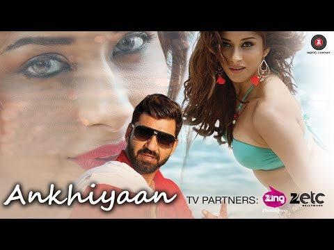 Ankhiyaan - Official Music Video | Sandeep Sharma & Nyra Banerjee | Dj Amit B & DJ Tarun