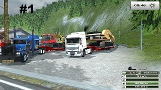 getlinkyoutube.com-farming simulator 2013 map the alps CONVOIS EXCEPTIONNEL MODS FOREST  EP 1
