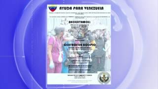Iniciativa local busca recolectar medicinas para enviarlas a Venezuela.