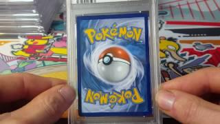 getlinkyoutube.com-Pokemon Psa return 39 Cards These 10s are sweet :D