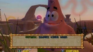 getlinkyoutube.com-The SpongeBob SquarePants Movie Walkthrough/Gameplay PS2 HD #2