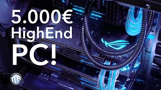 getlinkyoutube.com-5.000€ HighEnd Gaming- & Editing-PC! i7 6900k, GTX 1080 SLI, Rampage V Edition 10, 64GB RAM etc.