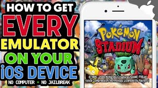 getlinkyoutube.com-NEW! How to Get N64, PS1, NDS Games & More on your iOS Device ! iOS 10 (NO JAILBREAK) (NO COMPUTER)